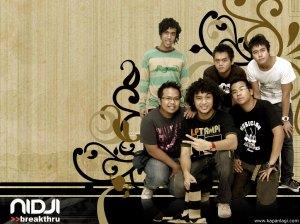 ini dia band idola saya :)